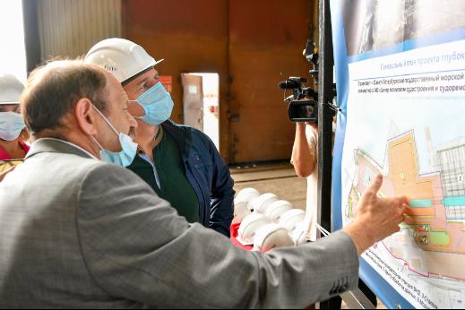 Строительство новых мощностей на территории Онежского судостроительного завода начнётся осенью