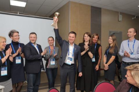 Карельская команда стала лидером в экономическом симуляторе по управлению регионом в Санкт-Петербурге