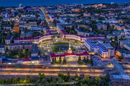 Инвестиционный паспорт Петрозаводского городского округа