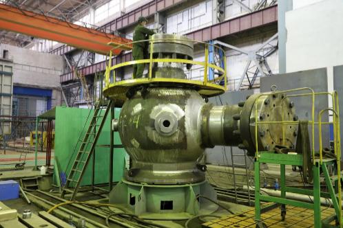 Петрозаводскмаш испытал корпус насоса для АЭС Бангладеш