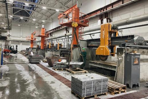 Стартовал приём заявок на получение статуса резидента Промышленного технопарка в сфере камнеобработки «Южная промзона»