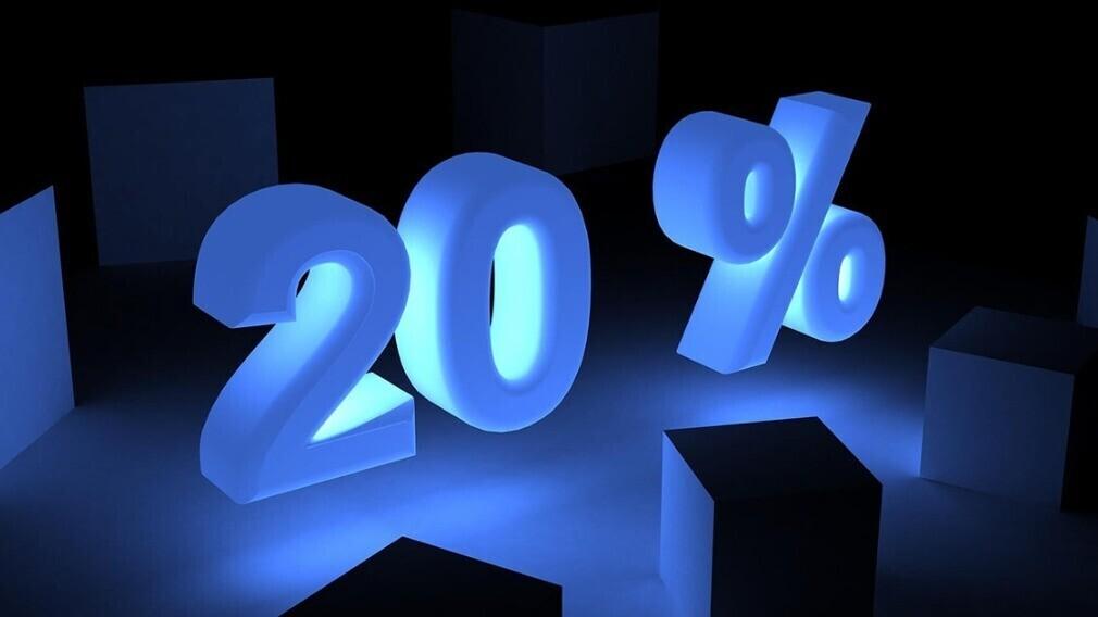 Лови выгоду: запускаем акцию «-20% на первый счёт» новым клиентам