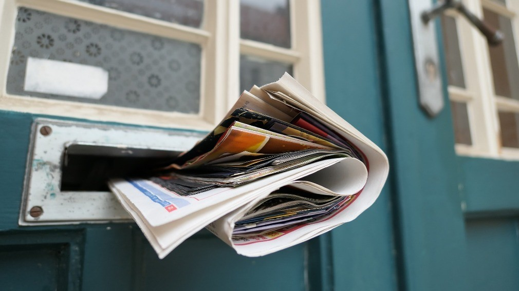 Размещать рекламу на платежках за ЖКУ запретили с 3 июня