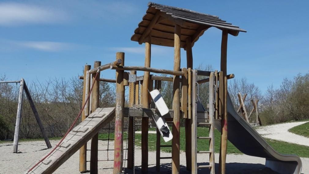 Власти Ярославля передают ответственность за детские площадки УО