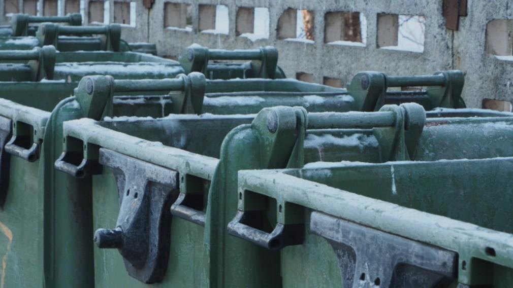 В Карелии УО пригрозили штрафами за завалы на мусорных площадках