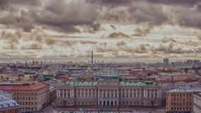 В Петербурге опробуют новый способ борьбы с наледью на крышах МКД