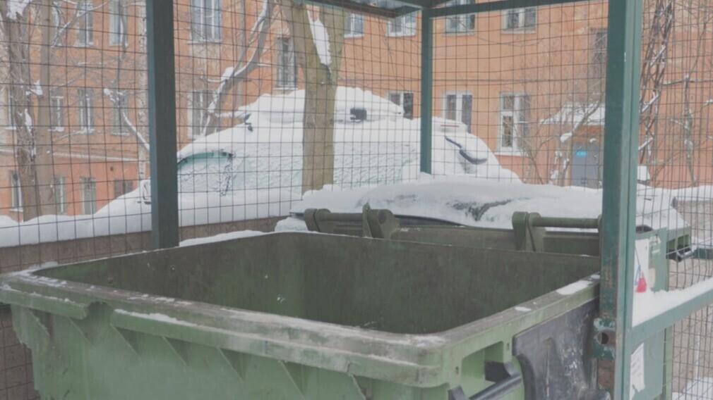 В Госдуму РФ внесён законопроект об уборке мест погрузки ТКО