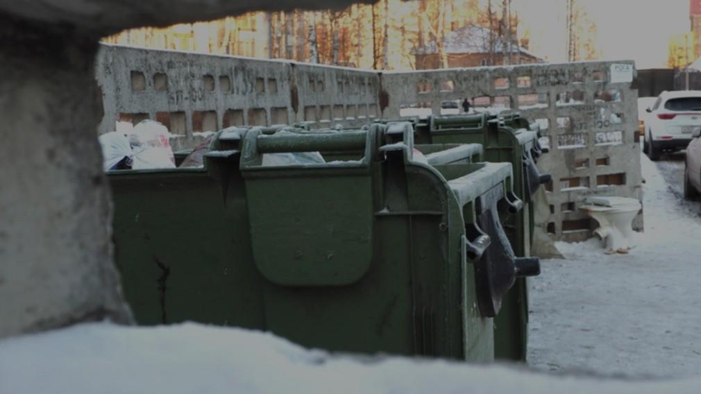 В Красноярске плохая работа УО привела к мусорному коллапсу