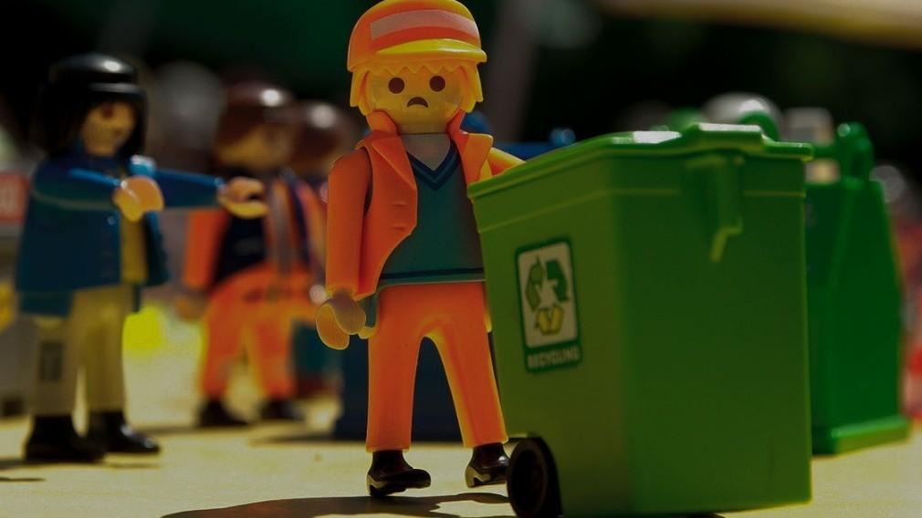 Предприниматели считают раздельный сбор мусора в России убыточным
