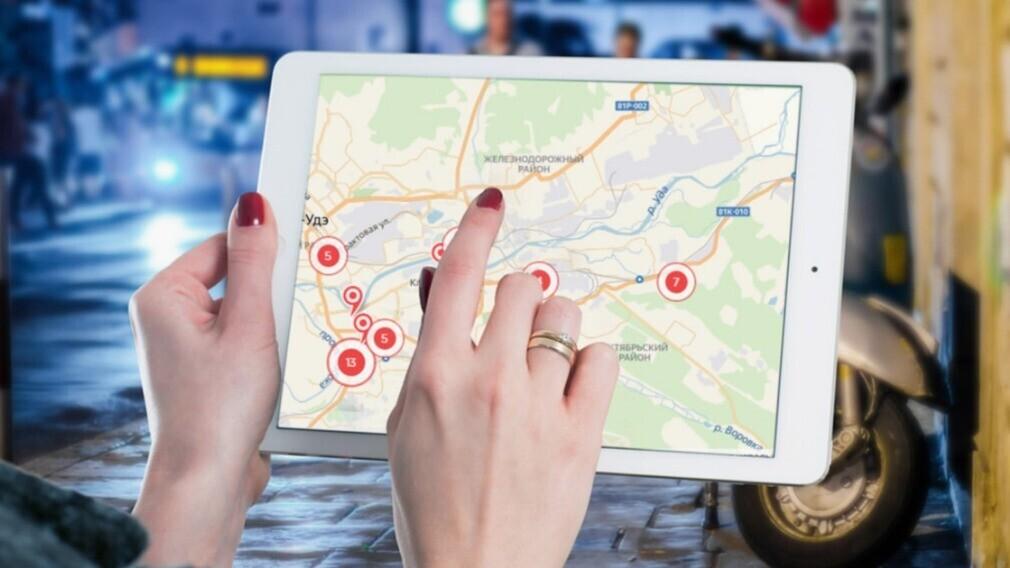 В Улан-Удэ разработали «интерактивную коммунальную карту»