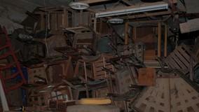 Крупнейшая УО Смоленска борется с хламом на чердаках и в подвалах