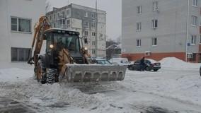 УО в Саратове ввела в платёжки строки «вывоз снега» и «чистка крыш»