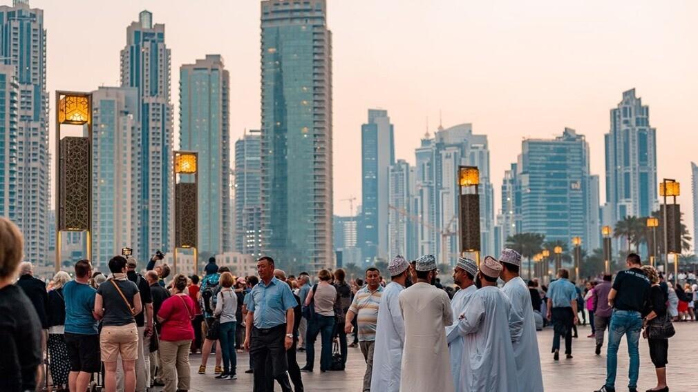 Как работает ЖКХ в Арабских Эмиратах и чем интересен их опыт для УО