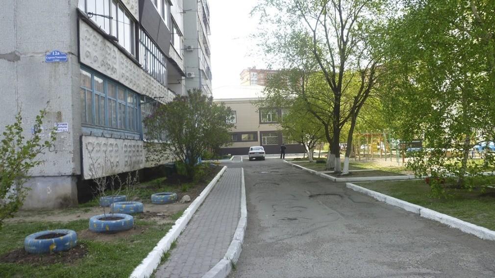 Муниципалитет внёс в общее имущество дома проезд под видом парковки
