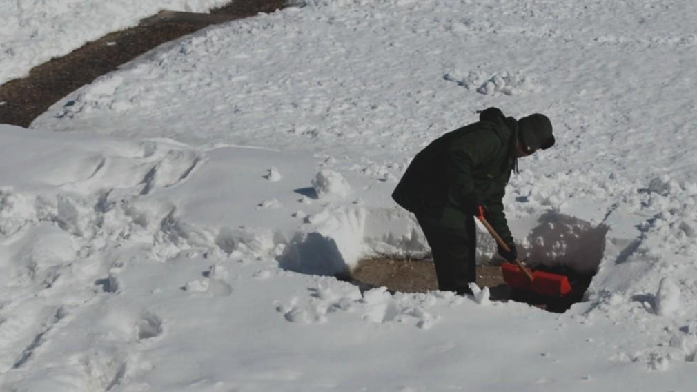 В Сургуте сорвался эксперимент УО по запуску снегоплавильных машин