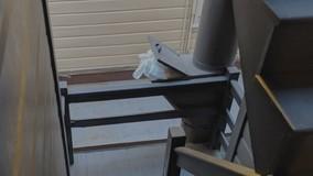 Две школьницы создали прибор для обеззараживания мусоропроводов