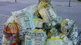 Регоператор запретил УО складывать в баки мусор после субботников