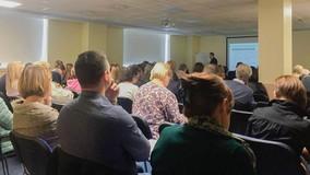 РосКвартал провёл семинар для УО, ТСЖ и ЖСК в Санкт-Петербурге