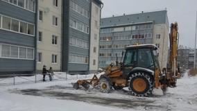 Администрация Перми поможет УО и ТСЖ вывозить из дворов снег