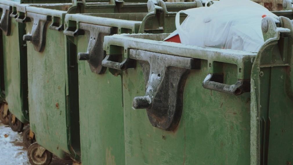 После Нового года в регионах РФ начались проблемы с вывозом мусора