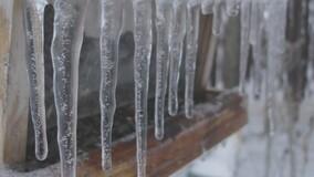 В Челябинске учёные разработали систему для борьбы с сосульками