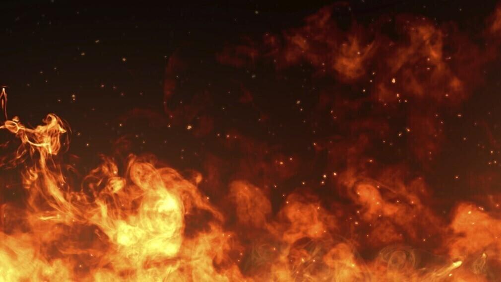 МЧС России: в осенне-зимний период возрос риск пожаров в жилых домах