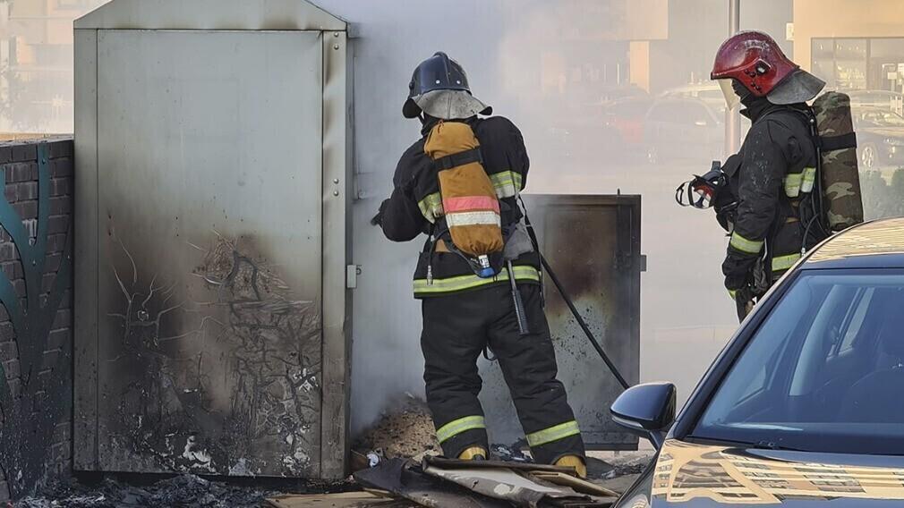 Кто оплатит ущерб от пожара, если у МКД от сигареты загорелся мусор