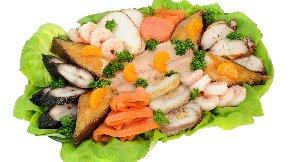 Рыба и морепродукты, икра