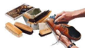 Средства для ухода за обувью