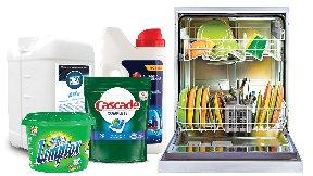 Средства для посудомоечных машин