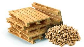 Пеллеты, древесные гранулы