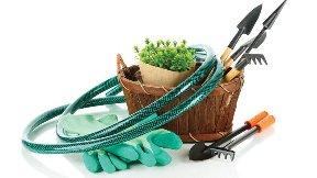 Садовые инструменты, пластик