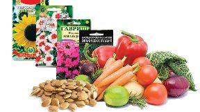Семена и растения