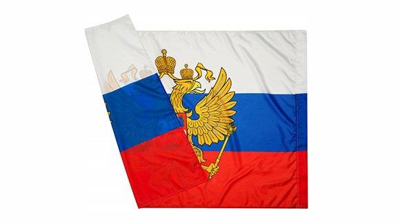 Флаги, гербы и панно