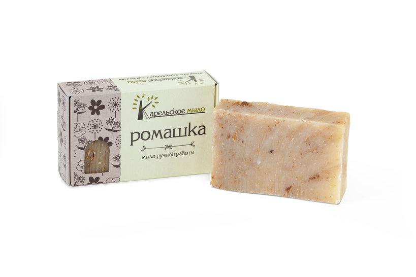 Натуральное мыло Ромашка, фото 1