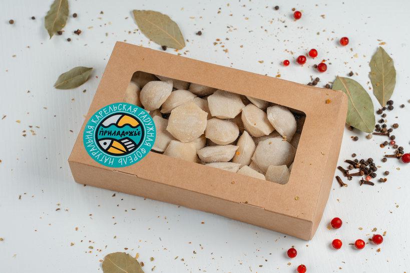 Рыбные пельмени из форели (вес 500 гр.), фото 1