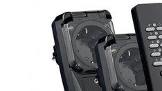 Набор AGDR2-3500R (пульт ДУ + 2 радиоадаптера для розетки) IP44 макс. 3.5кВт COCO 71038 0