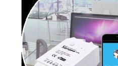 WiFi реле Sonoff POW