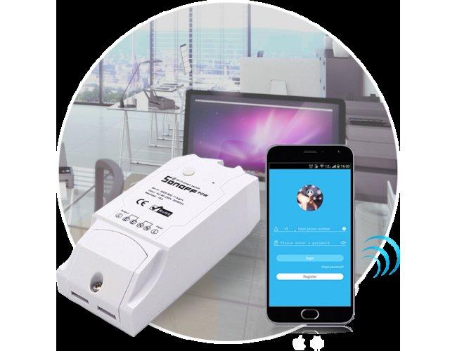 WiFi реле Sonoff POW, фото 1