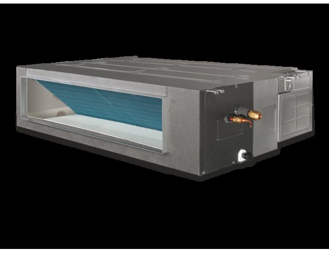 Кондиционер канального типа Zanussi ZACD-36H/MI/N1 комплект, фото 1