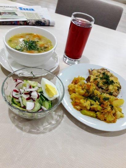 Домашний обед (Kodimurgin), фото 1