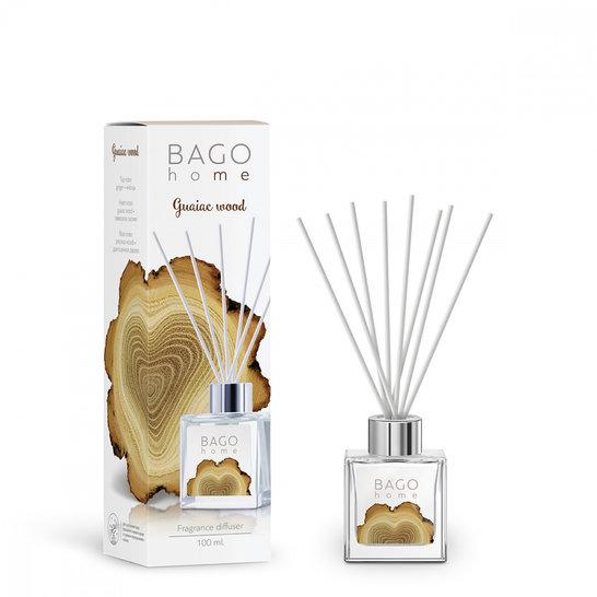 Гваяковое дерево BAGO home ароматический диффузор 100 мл, фото 1