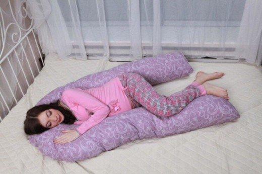 Подушка для беременных и для кормления малыша, фото 1