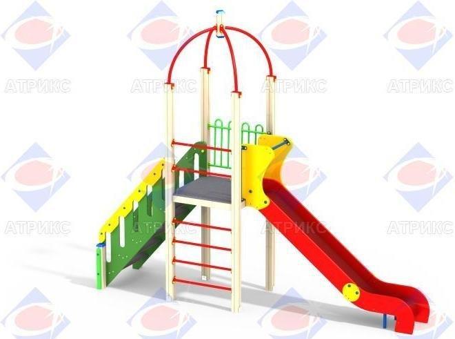 Детский игровой комплекс  ДИК 1.01, фото 1