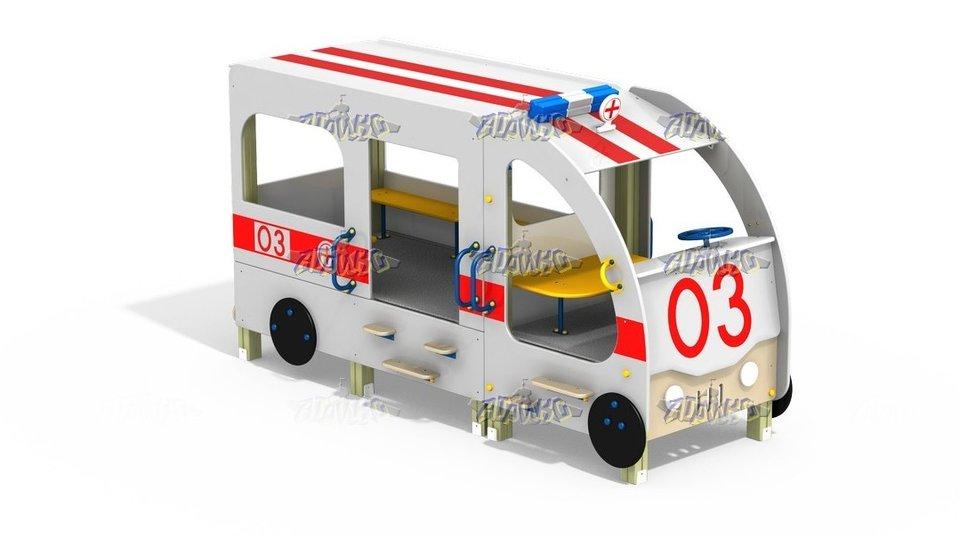 Автобус Скорая помощь МФ 4.028, фото 1